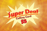 Super Deal $5